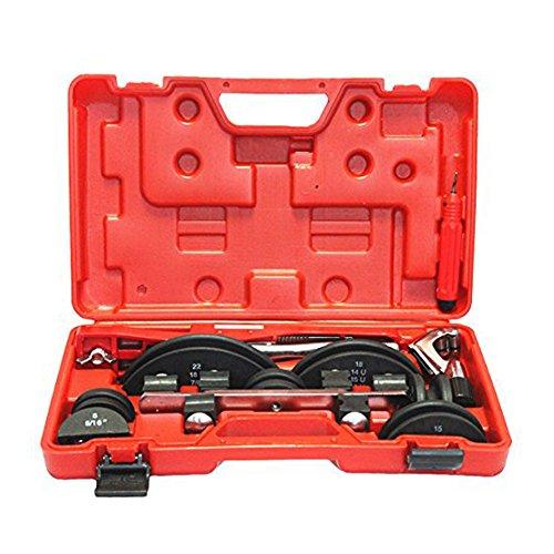 CT-999F 90° Copper Pipe Multi Bender Tube Bender 1//4 5//16 3//8 1//2 5//8 3//4 7//8 in