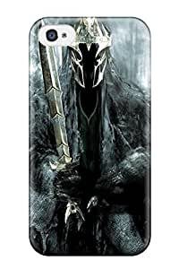 High-quality Durability Case For Iphone 4/4s(the Lord Of The Nazgul)