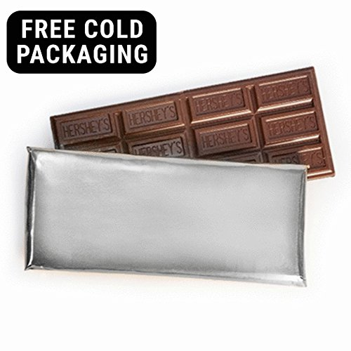 Hershey's Foil Wrapped Bars (24 Bars) - Free Cold Packaging]()
