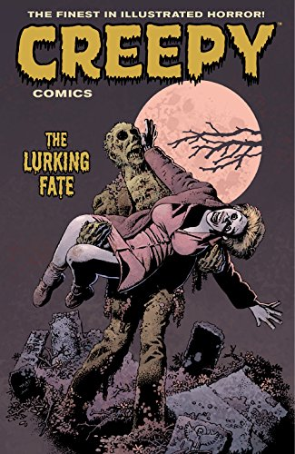 Creepy Comics Volume 3: The Lurking Fate for $<!---->