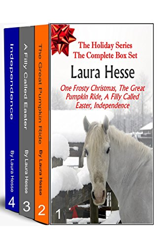 The Holiday Series (the perfect Christmas gift for girls 10 - 14 who love horses): The Complete Box Set (Perfect Gift Girl)