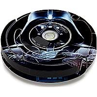 Skin Decal Vinyl Wrap for iRobot Roomba 650 655 Vacuum / Darth