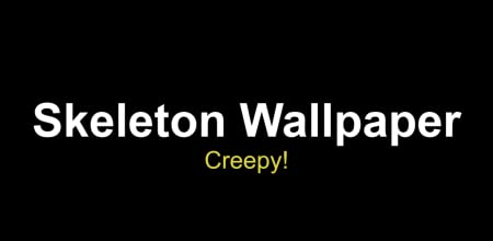 Amazon com: Skeleton Wallpaper: Appstore for Android