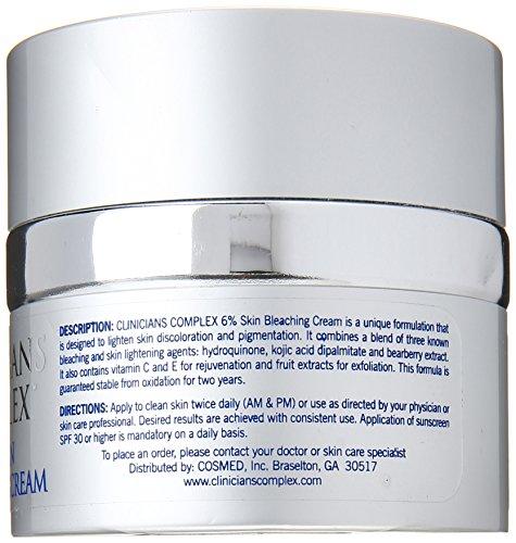 Clinicians Complex - Bruise Cream -60ml/2oz Skin Ceuticals Advanced Pigment Corrector