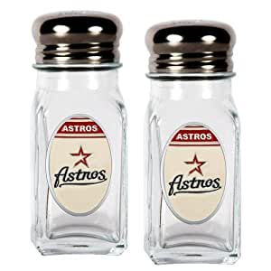 MLB Houston Astros Salt and Pepper Shaker Set