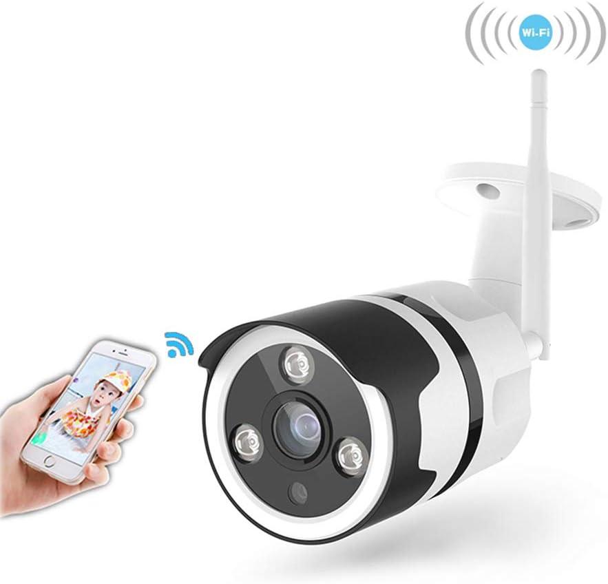 Outdoor Security Camera, OLEX.LA 1080P Surveillance Cameras Outdoor WiFi Camera, Night Vision Motion Detection 2 Way Audio Remote Alert Surveillance IP Camera for Outdoor