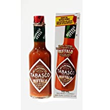 Tabasco brand Buffalo Style Hot Sauce 142ml / La sauce Tabasco piquante au style buffalo 142ml