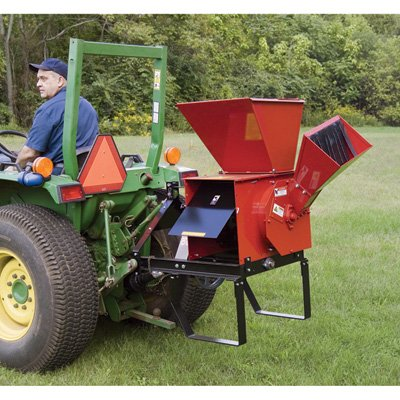Merry-Mac-PTO-ChipperShredder-4-12in-Capacity-Model-TPH-184M