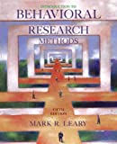 Introduction to Behavioral Research Methods Value Package (includes How To Think Straight About Psychology)