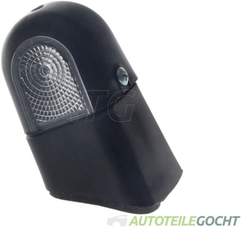 Hella 2xs 004 237 301 Umrissleuchte Anbau Lichtscheibenfarbe Glasklar Rechts Seitlicher Anbau Auto