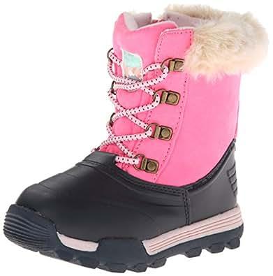 Amazon.com | carter's Komet-G Snow Boot (Toddler/Little