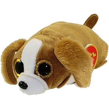 "Ty Teeny Tys 4/"" Diggs the Dog Plush"