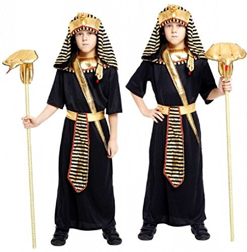 Fancy Festival Cosplay Halloween Pharaoh (Egyptian Custume)