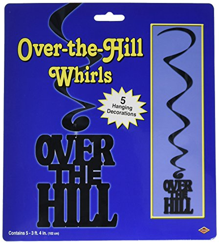 Over-The-Hill Whirls   -