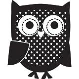 Hampton Art Owl Wood Rubber Stamp
