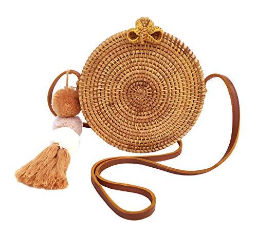 Womens Money Maker - Rattan Bags for Women | 8