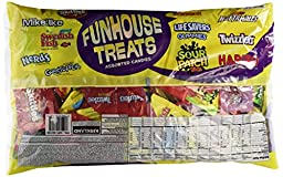 Kirkland Signature Funhouse Treats Assorted Candy, 92 Ounce