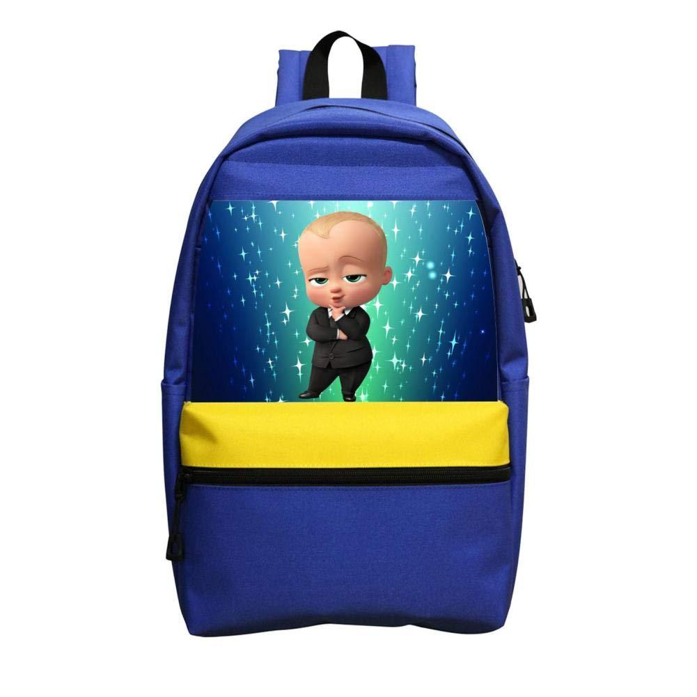 Baby-Boss School Bag Backpack Bookbag For Boys And Girls