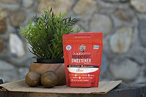 Lakanto Monkfruit 1:1 Sugar Substitute | NON GMO Classic White, 1 Ibs (Pack Of 3) by Lakanto (Image #5)