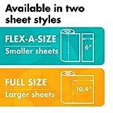 Amazon Brand - Presto! Flex-a-Size Paper