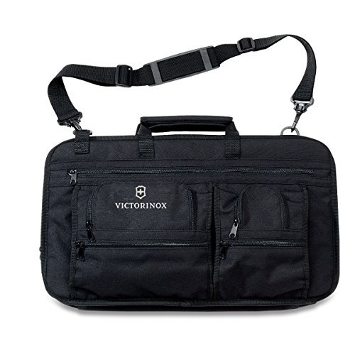 Victorinox Executive Knife Case for 12 Knives, Black by Victorinox