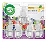 Best Oil Refills - Air Wick Scented Oil Refills, Wild Berries, 5 Review