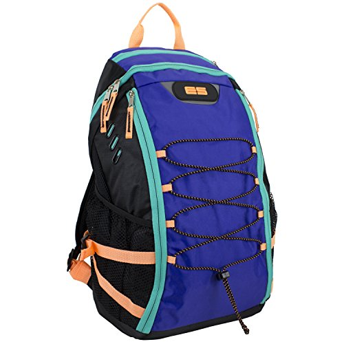 Eastsport Extreme Bungee Sports Backpack, Ultra Marine