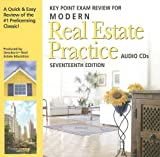 Modern Real Estate Practice Audio CDs