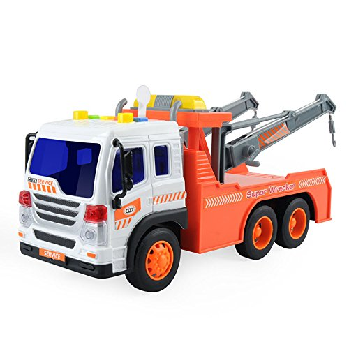 heavy duty tow truck - 6