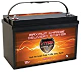 VMAX XTR31-135 AGM Marine Battery 12V 135Ah GRP 31 Sealed Deep Cycle High Performance