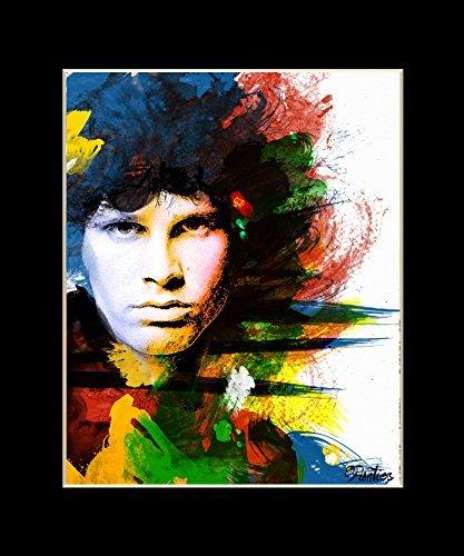 (Jim Morrison - The Doors Exclusive Artwork by