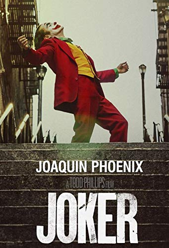 Good Hope Rolled Joker Movie Poster 13 X 19 Inch Matte Paper 300 Gsm Multicolour Amazon In Home Kitchen
