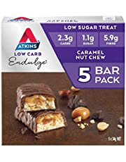 Atkins Endulge Low Carb, Low Sugar Treat Bars - Various Sizes and Flavours