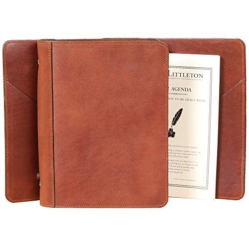 No. 2 Leather Agenda Refillable Col. Littleton by Col. Littleton