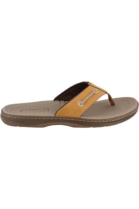 Sperry, Santa Cruz Thong TAN 8 M   Sandals