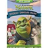 Shrek Totally Tangled Tales DVD Game
