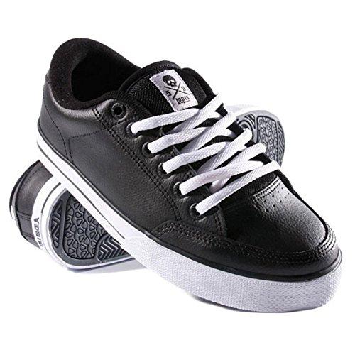 Circa Skateboard Shoes ALK50 Black/White Sneakers Shoes