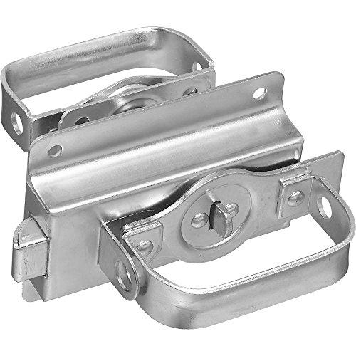 National Door - National Hardware N101-600 V25 Swinging Door Latch in Zinc plated