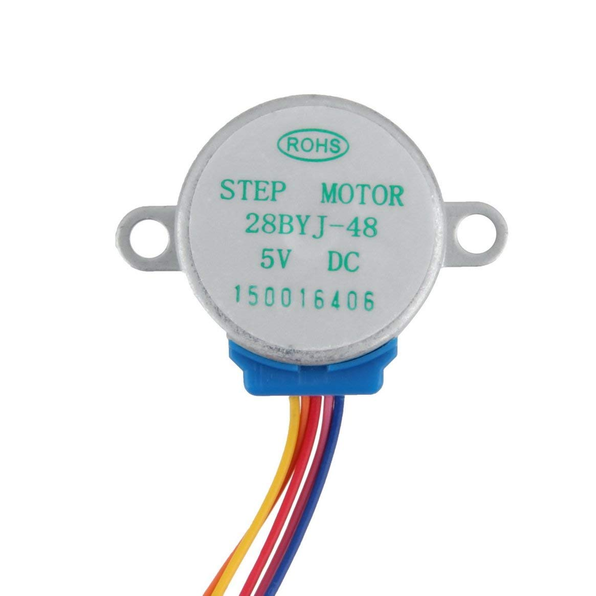 Nuovo Professional 1pcs Gear Stepper Motor DC 5 V 4 fasi Passo Motor Riduzione Step Motor Board Per Arduino