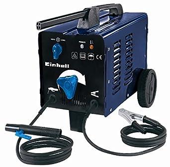 Einhell BT-EW 160 - Soldador arco con ventilador: Amazon.es: Industria, empresas y ciencia