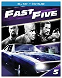 Fast Five - Extended Edition (Blu-ray + Digital HD)