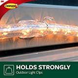 Command Outdoor Rope Light Clips, Clear
