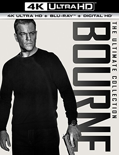 The Bourne Ultimate Collection [Blu-ray] by Universal Pictures Home Entertainment
