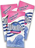 Lewis N Clark 10 Pack Travel Woolite Laundry Soap
