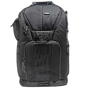 Vivitar DKS-25 Photo/SLR/Laptop Sling Backpack - Large (Black)