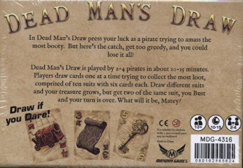 2015 International Tabletop Day Edition by Mayday Games Dead Mans Draw