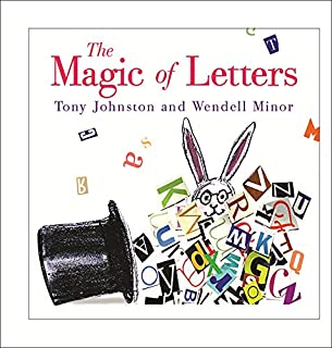 Book Cover: The Magic of Letters