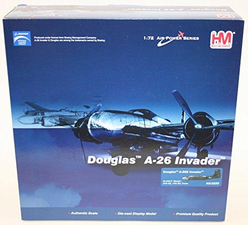 Hobby Master HA3220 A-26B Invader 1/72 Die Cast Model