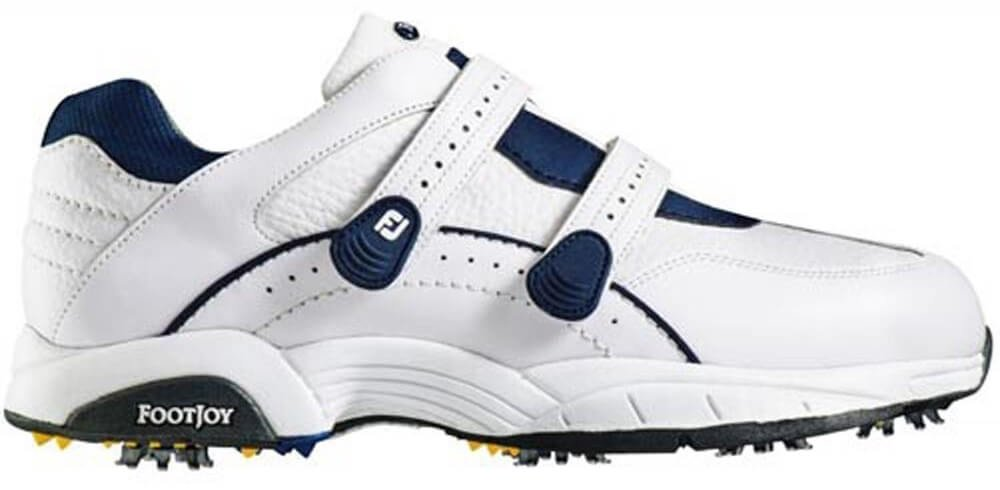 FootJoy Specialty Athletic Velcro Golf Shoes 56733 White Waterproof Men's New! B01LG7EHO0 9.5 M US