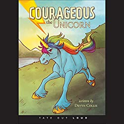 Courageous the Unicorn